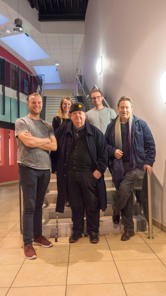 ian McNeice P 2  session March 2016
